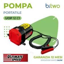 Ultimate Speed UOP 12 C1 pompa per gasolio benzina liquidi tiraggio portatile