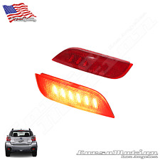 Subaru Crosstrek POWER LED rear bumper reflectors in OEM Housing, 13 14 15 16 17