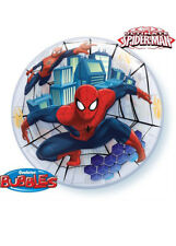 Ultimate Spider-Man Bubble Helium Balloon