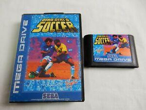 Dino Dini´s Soccer für Sega Mega Drive - PAL - in OVP