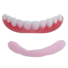 New Instant Smile Comfort Fit Flex Teeth Top Cosmetic Veneer One Size Fits All