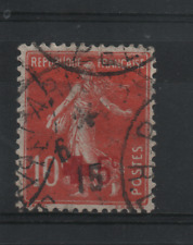 Z543 Frankrijk 125 gestempeld