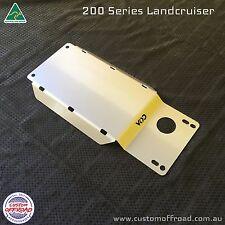 200 Series Toyota Landcruiser -  Transmission Bash Plate Stainless Steel 4mm