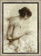 """Counted Cross Stitch Kit RIOLIS 1277 - """"Old Photo. The Letter"""""""