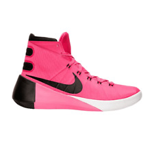 save off c4d57 f718a Nike Hyperdunk 2015 Pink Breast Cancer Think Pink 749561-606 Mens Size 12