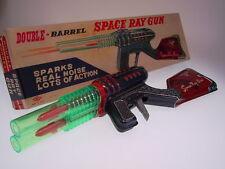 "GSR ROBOT ""Space Raygun"", ko japón, 37cm, like New en Nice caja original!"