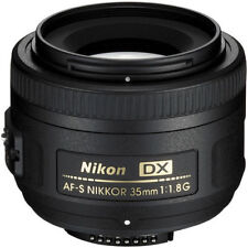 35mm Aspherical Lenses for Nikon AF Cameras