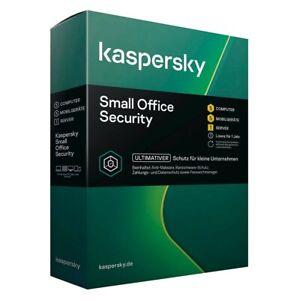 Kaspersky Small Office Security 7   5+5+1   1 Jahr