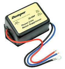 Bumper Power Lead In Car Audio System 20 Amp Noise Suppressor For Installation