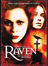 Chronicle of the Raven (DVD) Horror - Faye Dunaway