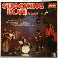"SHOCKING BLUE ⚠️Unplayed⚠️ 1973-12""Vinyl -Best-metronome 2001 ST 2102"
