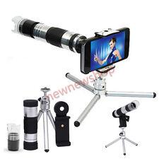 16x Zoom Telephoto Telescope+60x-220x Microscope Camera Lens for iPhone 7/7 Plus