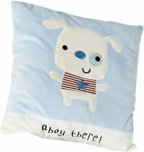 Clair de Lune Baby Cushion Support Pillow Deluxe - Ahoy There Blue