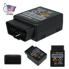 Vehicle Bluetooth OBDII Scanner Code Reader Automotive Diagnostic Tool ELM 327
