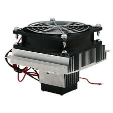 Diy Thermoelectric Refrigeration Cooler Fan Cooling System Tec1-12706 X-
