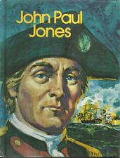 JOHN PAUL JONES - NAVAL HERO Matthew Grant - BEAUTIFUL FULL COLOR ILLUSTRATIONS!