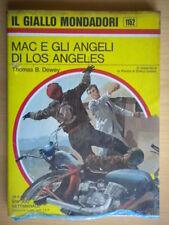 Mac e gli angeli di Los AngelesDewey Thomas B.Mondadori1971 giallo1152223
