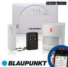 Kit antifurto Wireless GSM Blaupunkt SA2500 con 1 x DC-S1, 1 x IR-S1L, 1 x RC-S1