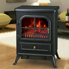 Free Standing Metal Fireplaces