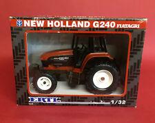 1997 ERTL 1/32 New Holland Fiatagri G240 Tractor No324 MIB