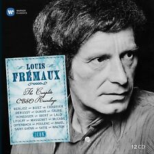 ICON:LOUIS FREMAUX-THE COMPL.CBSO RECORDINGS ICON/LIMITED EDITION 12 CD NEU
