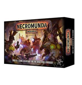 Necromunda: Underhive (en inglés con libreto en castellano)