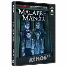 🎃 Macabre Manor AtmosFx Projection Full Halloween Decorations Holiday 2020 🎃