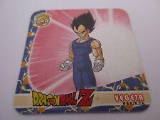 Magnet DRAGON BALL Z DBZ Magnets Collection N°040 VEGETA - Joucéo 2009 France