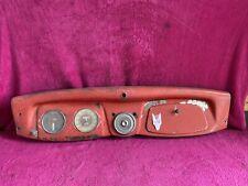 1934 ford dash coupe dash gauge speedometer W/ 1939 Gauge hot rod rat Dashboard