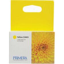 Primera 4100 4101 4102 Colour Yellow Printer Ink Cartridge [53603] High Yeild