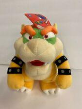 "Global Holdings Super Mario Plush - 9""Bowser"