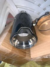 BMW EXHAUST TIP SET OF 2 M PERFORMANCE F20 F30