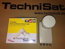 TechniSat Universal-Quad-LNB 0007/8980 Neu/ OVP