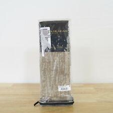 Donna Karan Standard/Queen Pillow Sham Mesa 300 TC Cotton Sateen Brown J96020