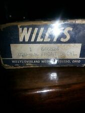 NOS Willys Bearing front main .020 6 cylinder