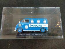 """DKW F89L """"Danone"""" Nueva con caja y precintada escala 1/43 colección Altaya"""