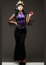 Womens Snow White Style Evil Queen Costume