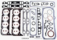 Chevrolet Fits Chevy 350 5.7 1986 -1995 Truck / Car Full Gasket Set Full VIN 6 8