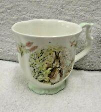 Royal Albert  World Of Beatrix Potter Teatime Benjamin Bunny Mug