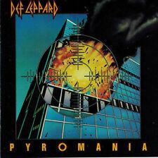 DEF LEPPARD - Pyromania (CD 1987)