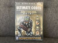 Action Replay Ultimate Codes: Metroid Prime Gamecube (COMPLETE)