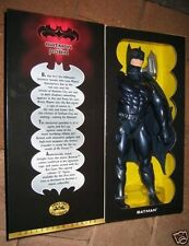 BATMAN and ROBIN MOVIE 12 Inch Batman Boxed Figure 1997 SEALED PACKED WiTH CARE