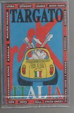 ROCK TARGATO ITALIA LITFIBA LIGABUE RATS KABALLA' MC K7 MUSICASSETTA SIGILLATA!