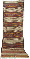 400x125 cm orient Teppich Afghanistan Nomaden kelim afghan Tataren kilim No:355
