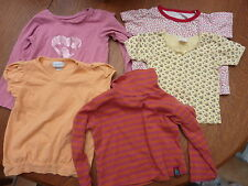 LOT DE 5 TEE-SHIRT 3 ANS MANCH LONG COURT T-SHIRT DIVER MARQUE BE