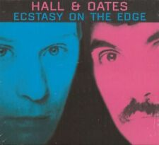 HALL & OATES ECSTASY ON THE EDGE CD 2002 ISSUE ALBUM RECORDED 1979