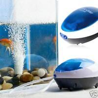 Silent Efficient High Out Energy Efficient Aquarium Fish Tank Oxygen Air Pump