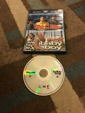 Boyz N The Hood / Baby Boy Double Feature (DVD) Free Shipping!!