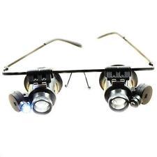 20XFach Lupen Diamant Gutachten Lupenbrille Vergrößerungsglas Uhr Reparieren
