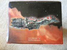 """Serenity in Disguise Firefly """"Reaver"""" Ship Ornament Dark Horse Ltd Edition"""